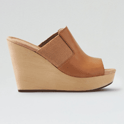 Save up to 60% off women's heels and wedges at American Eagle