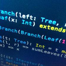 Cursos gratuitos de informática de las mejores universidades. Aprenda lenguajes y conceptos de programación para prepararse para una carrera en el desarrollo de hardware o software.