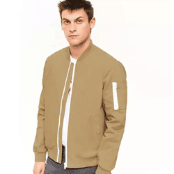 Save up to 50% off men's jackets at Forever 21