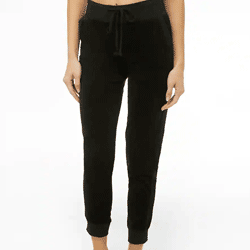Save up to 70% off women's pants, sweatpants, joggers, leggings, skorts, track pants, and maxi skirts at Forever 21