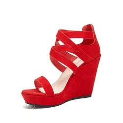 Ahorre hasta 80% de descuento en zapatos, tacones, cuñas, botas, sandalias y botines para mujeres en Forever 21