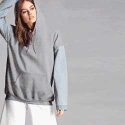 Save up to 60% off women's sweatshirts and hoodies at Forever 21