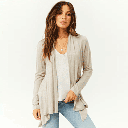 Save up to 70% off women's tops at Forever 21