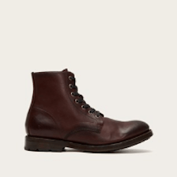 Save up to 40% off men's boots and shoes at Frye.