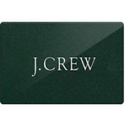 J. Crewギフトカード最大7% -  J. Crew購入でさらに節約するために割引カードを使用してください