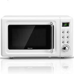 Save up to 50% off microwaves at Kmart.