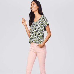 Save up to 80% off women's jeans at Loft. Great deals on  skinny jeans, boyfriend jeans, skinny crop jeans.
