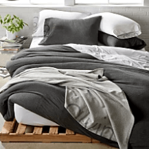 Save up to 50% off bedding at Macy's. Great deals on pillows, comforters, sheets, duvets, and more.