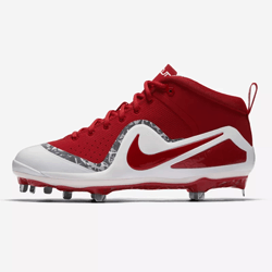 Save up to 50% off men's baseball shoes and baseball cleats at Nike