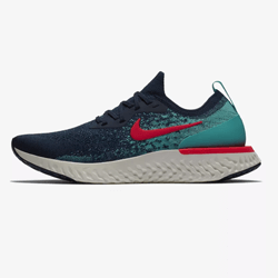 Save up to 40% off men's running shoes at Nike