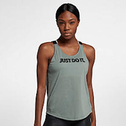 Save up to 50% off women's sleeveless shirts and tank tops at Nike. Great deals on  tanks, sleeveless hoodies, running tanks, tennis tanks.