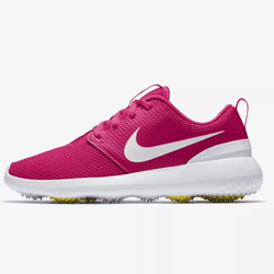 Save up to 40% off women's golf shoes and golf spikes at Nike