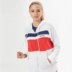 Save up to 50% off women's sweatshirts and hoodies at Pacsun