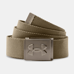 Save up to 25% off men's golf belts at Under Armour