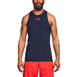 Save up to 40% off men's tank tops and sleeveless t's at Under Armour. Great deals on running tank tops, tanks, basketball tanks, basketball tank tops, tanktops, sleeveless shirts.