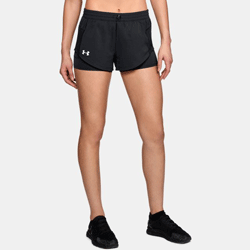 Save up to 50% off women's shorts including running shorts, and golf shorts at Under Armour