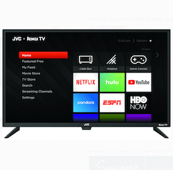 Save up to 50% off TVs including 4K HDTVs, Smart TVs, and LCD TVs from top brands at Walmart.
