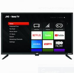 Sparen Sie bis zu 50% bei Fernsehgeräten wie 4K-HDTVs, Smart-TVs und LCD-Fernsehern von Top-Marken bei Walmart.