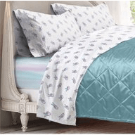 Save up to 25% off bedding at Walmart. Great deals on comforters, mattress pads, quilts, duvets, and more.