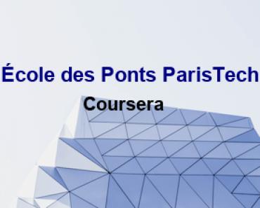 École des Ponts ParisTech Kostenlose Online-Ausbildung