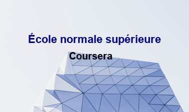 École normale supérieure Formazione online gratuita