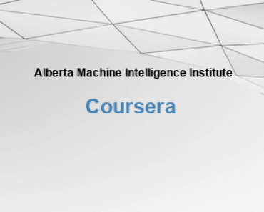 Alberta Machine Intelligence Institute Free Online Education