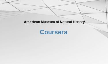 Amerikanisches Naturkundemuseum Kostenlose Online-Bildung