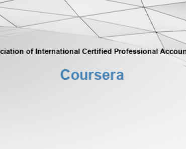 Verband der International Certified Professional Accountants Kostenlose Online-Bildung