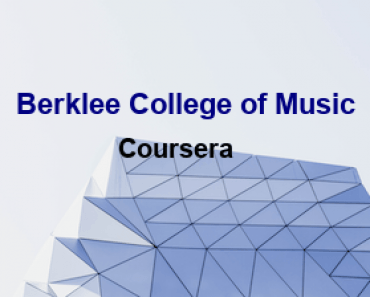 Berklee College of Music Free Online Education