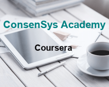 ConsenSys Academy Free Online Education