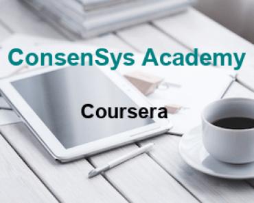 สถาบันการศึกษาออนไลน์ ConsenSys
