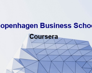 Copenhagen Business School Free Online Education