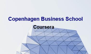 Copenhagen Business School Educación gratuita en línea