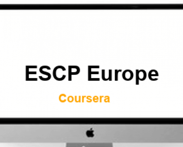 ESCP Europe Free Online Education