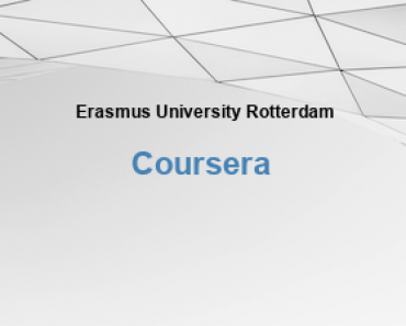Erasmus University Rotterdam Free Online Education
