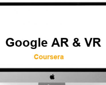Google AR & VR Free Online Education