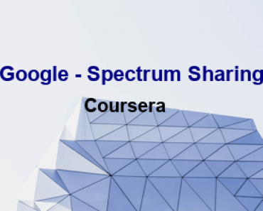 Google - Spectrum Sharing Free Online Education