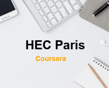 HEC Paris Free Online Education
