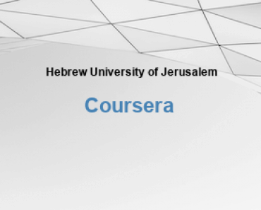 Hebrew University of Jerusalem Free Online Education