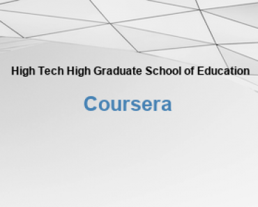High Tech High Graduate School of Education Kostenlose Online-Bildung