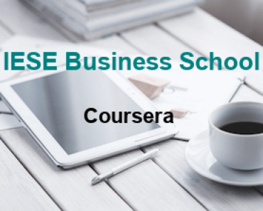 IESE Business School Free Online Education