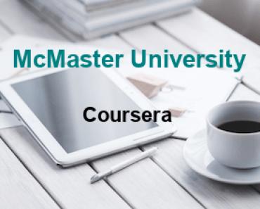 McMaster University Kostenlose Online-Ausbildung