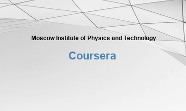 Moscow Institute of Physics and Technology Free Online Education