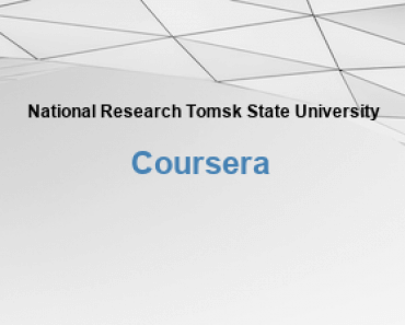 National Research Tomsk State University Free Online Education