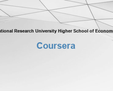 National Research University Higher School of Economics Educación gratuita en línea