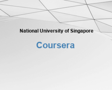 National University of Singapore Free Online Education