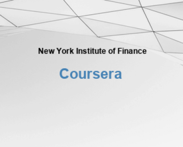 New York Institute of Finance Educación gratuita en línea