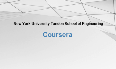 Tandon School of Engineering der New York University Kostenlose Online-Ausbildung