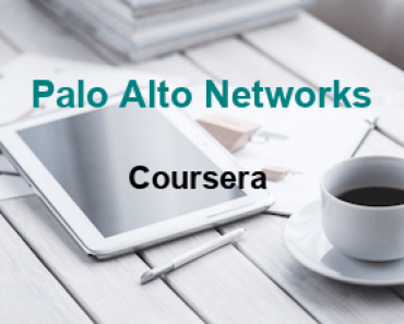 Palo Alto Networks Free Online Education