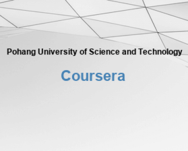Pohang University of Science and Technology Free Online Education